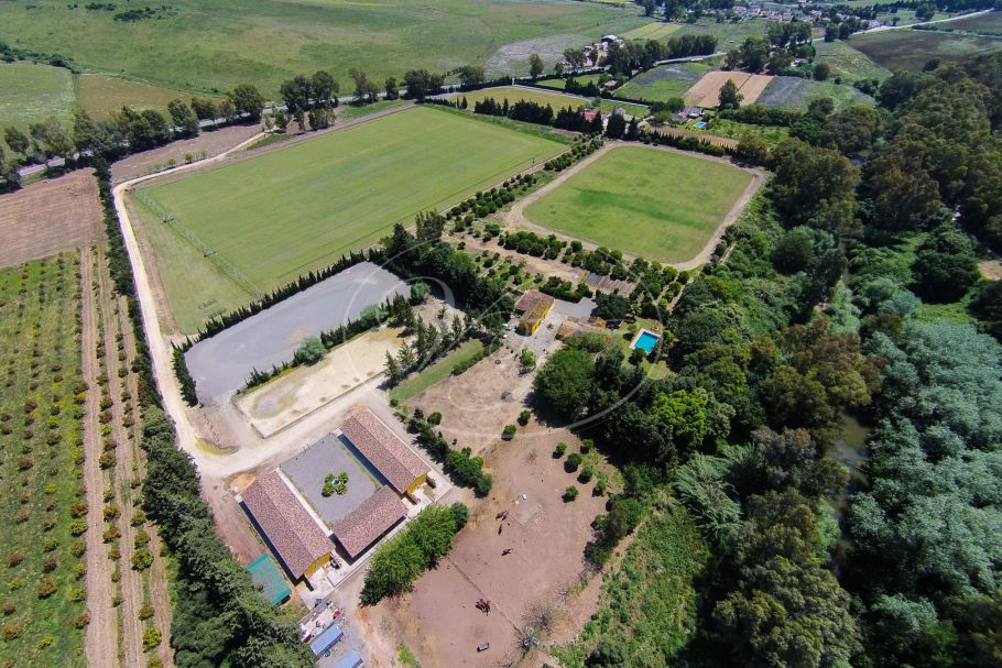 Polo club for sale in Andalusia, Jimena de La Frontera