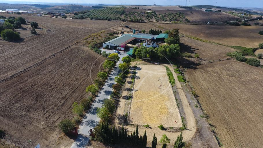 Amazing equestrian property and Riding Club, Arcos de la Frontera