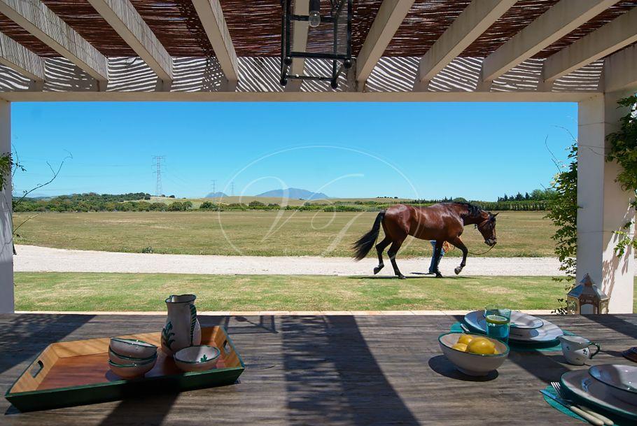 Fabulous Equestrian Cortijo, Sotogrande