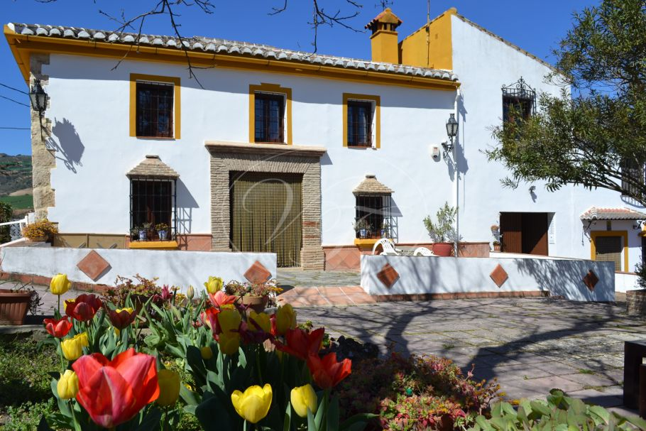 Lovely country house with guest house, Ronda