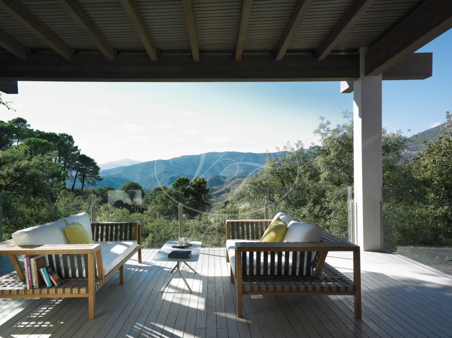 Luxury and contemporary villa, La Zagaleta
