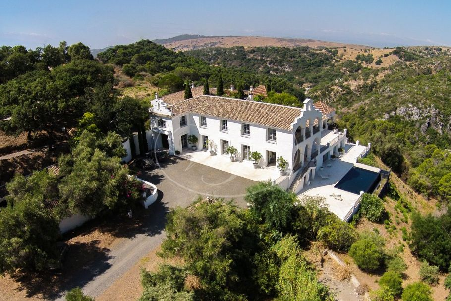 Exceptional Country Estate, Hacienda, Casares
