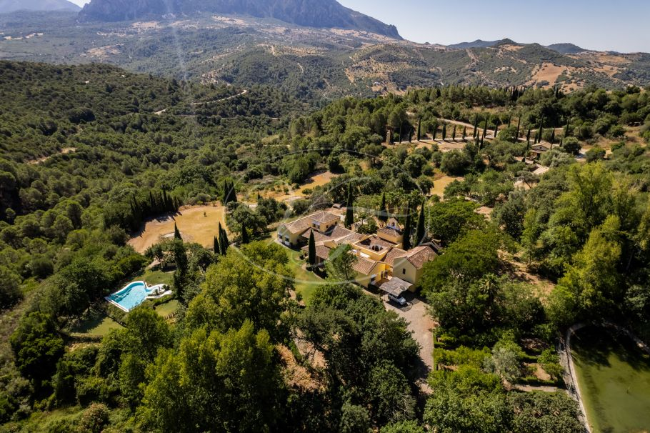 Luxurious Country Estate with cortijo, Gaucin
