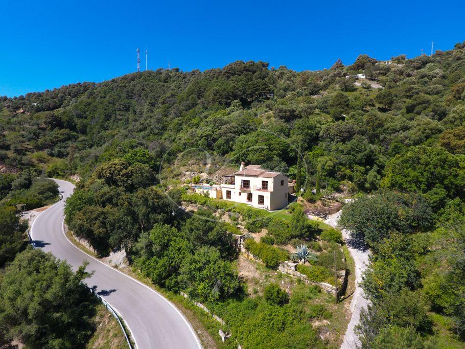 Spacious Luxury Country Villa, Casares
