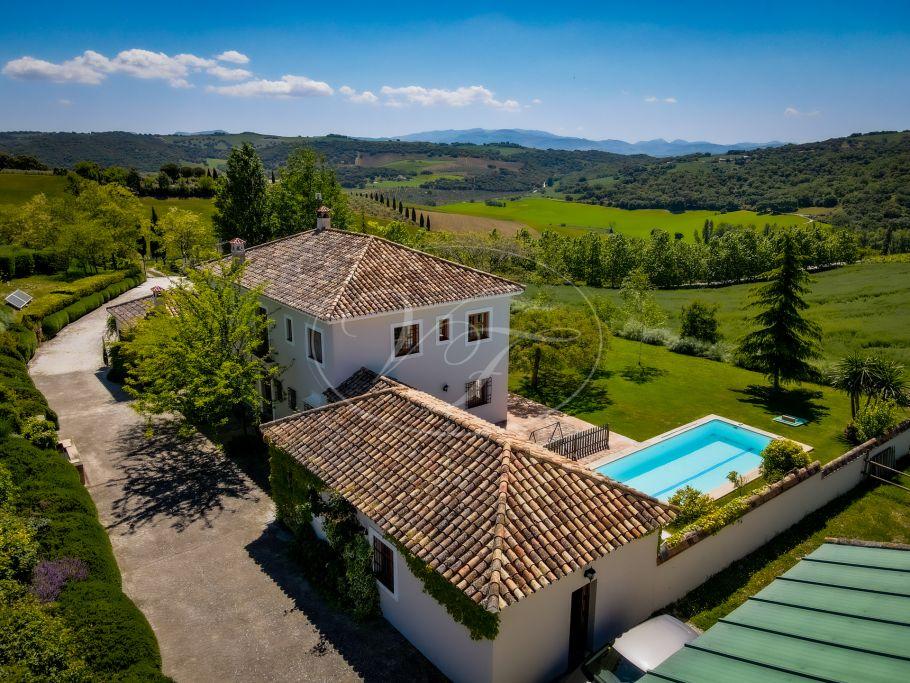 Fabulosa casa de campo con establos, Ronda