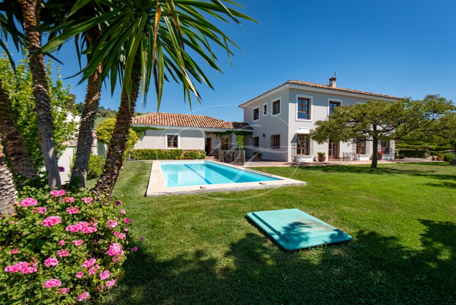 Fabulous country house with stables, Ronda