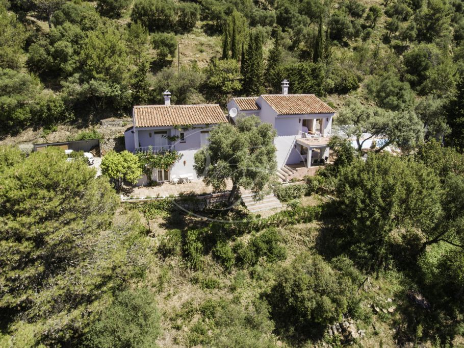 Lovely country house with spectacular views, Gaucin