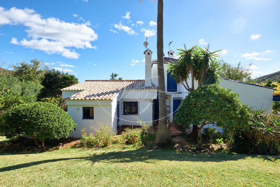 Country House with amazing views, Estepona