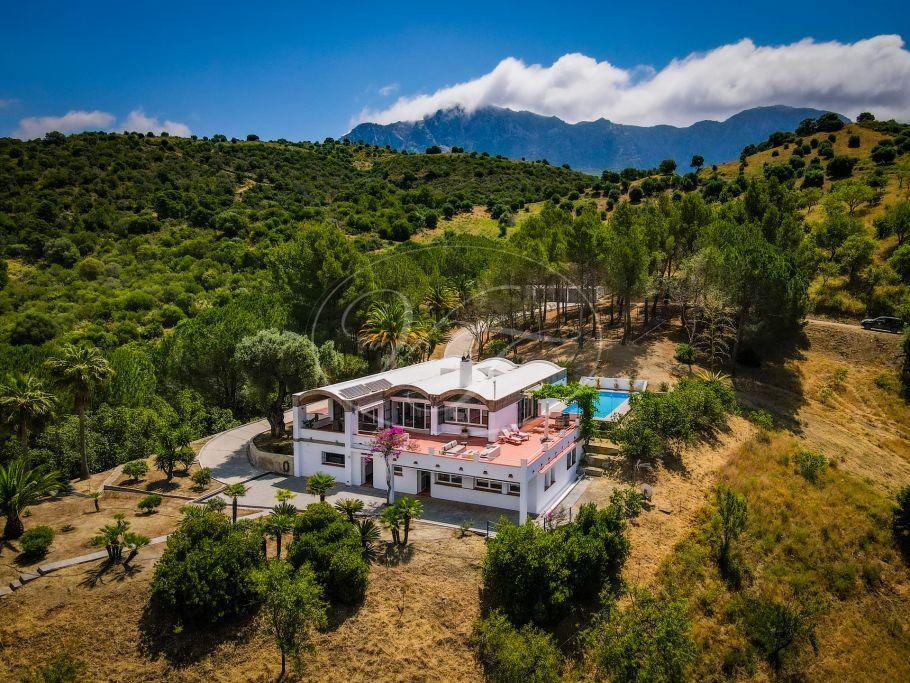 Tranquil grand Country Estate, Farm, Casares
