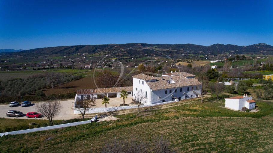 Magnificent Cortijo for sale, Ronda