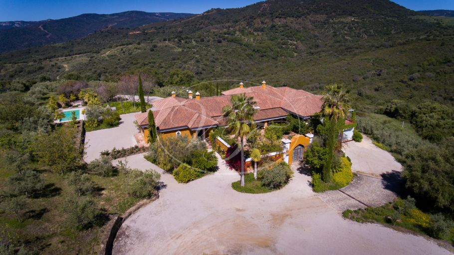 Luxury Cortijo with Guest House, Gaucin