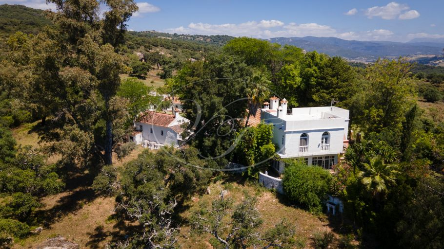 Exclusive Estate in Natural Park, Jimena de La Frontera