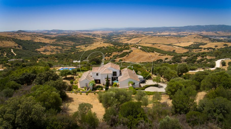 Spectacular Country Property with stunning views, Gaucin
