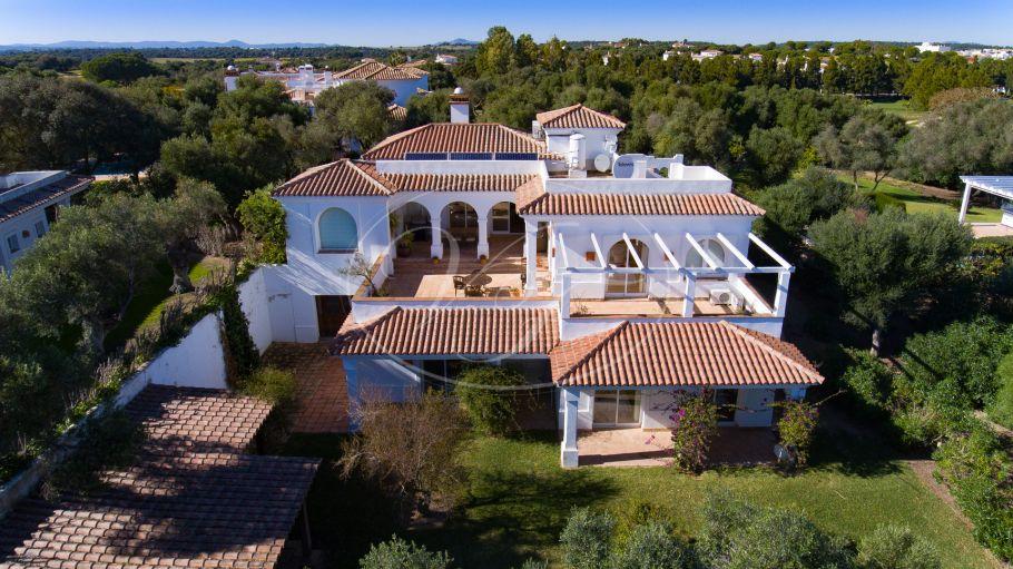 Golfside Villa in Costa de la Luz, Benalup - Casas Viejas