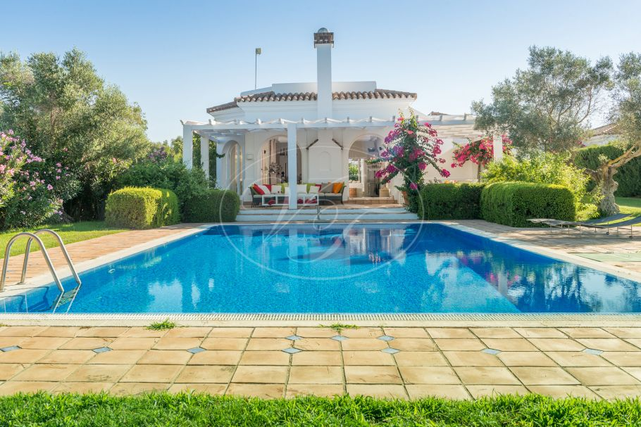 Delightful Golfside Villa in the Costa de la Luz, Benalup - Casas Viejas