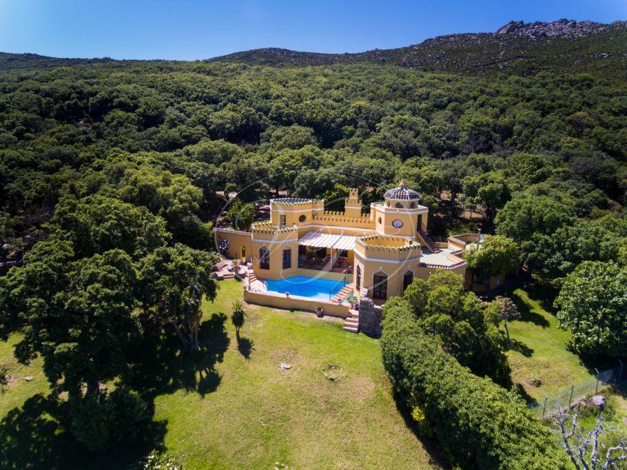 Moorish style villa with breathtaking views, Tarifa