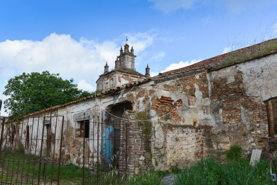 Amazing historical hacienda to reform, Cazalla de la Sierra