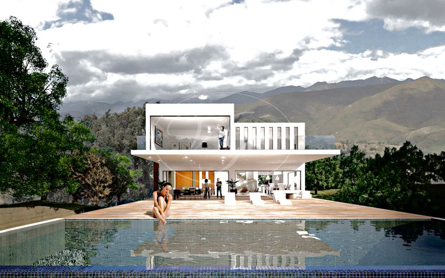 Contemporary Villa, La Mairena