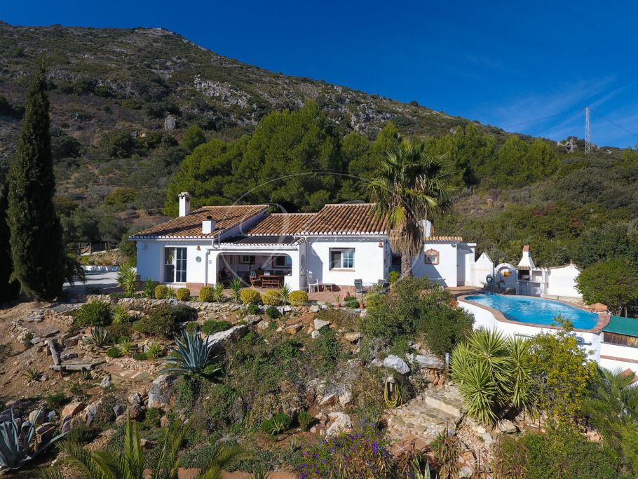 Magnificent country house with spectacular views, Casarabonela
