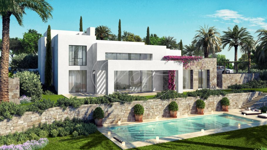 Luxury designed Villa in Finca Cortesín, Casares