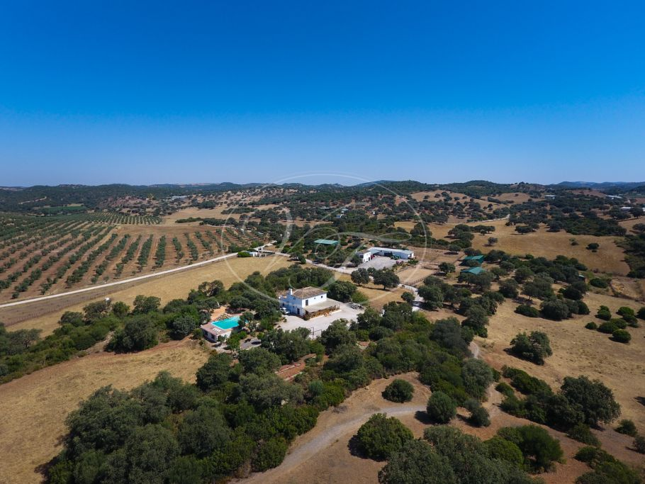Finca with equestrian facilities, Seville