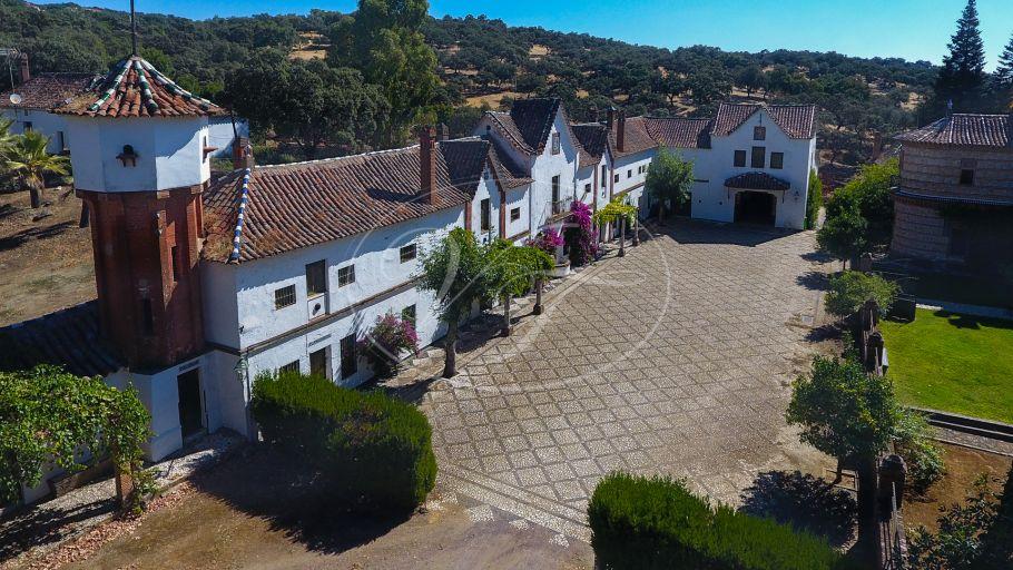 Espectacular finca de Caza en Andalucía, Aracena