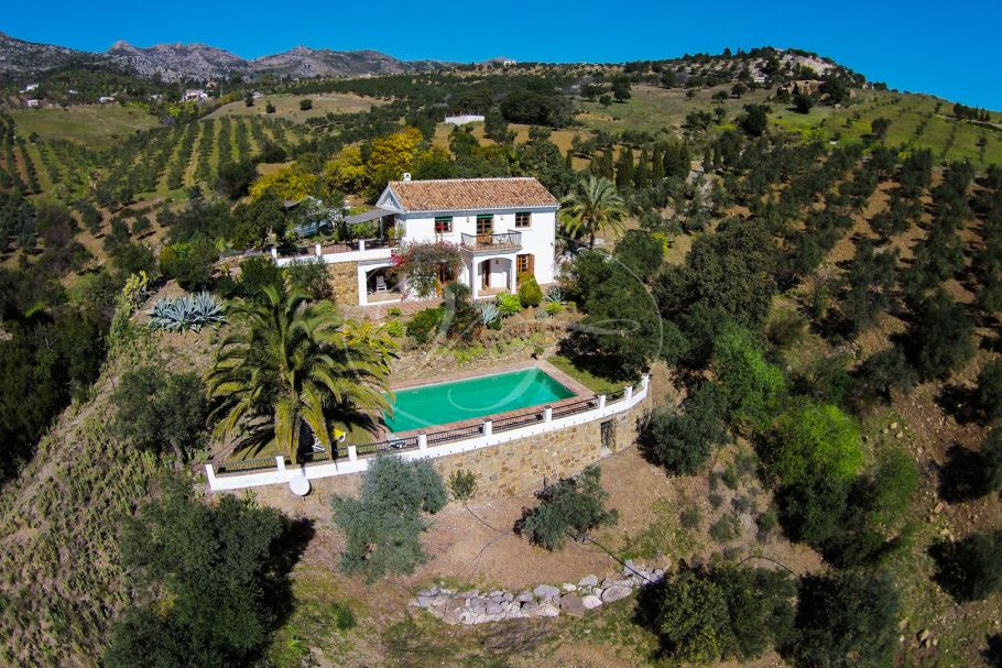 Beautiful and Private Country House, Casarabonela