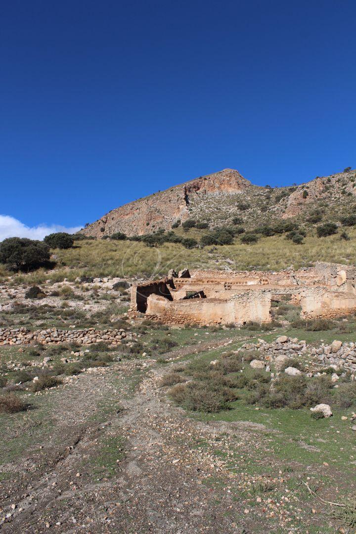 Estupenda finca agrícola con coto de Caza, Granada