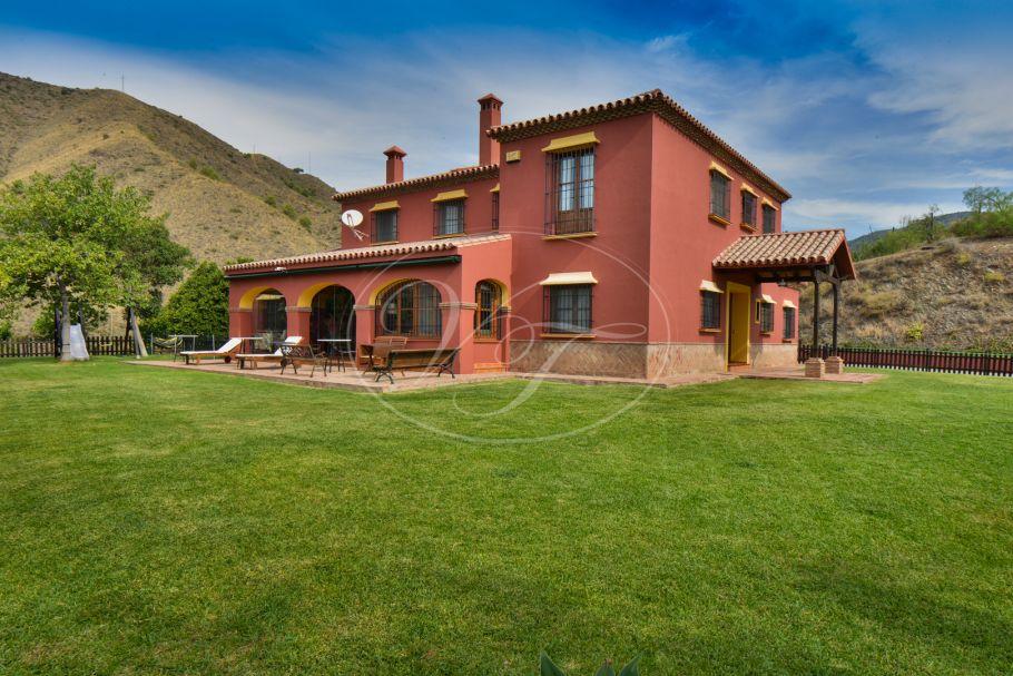 Luxury Country villa with equestrian facilities, Malaga
