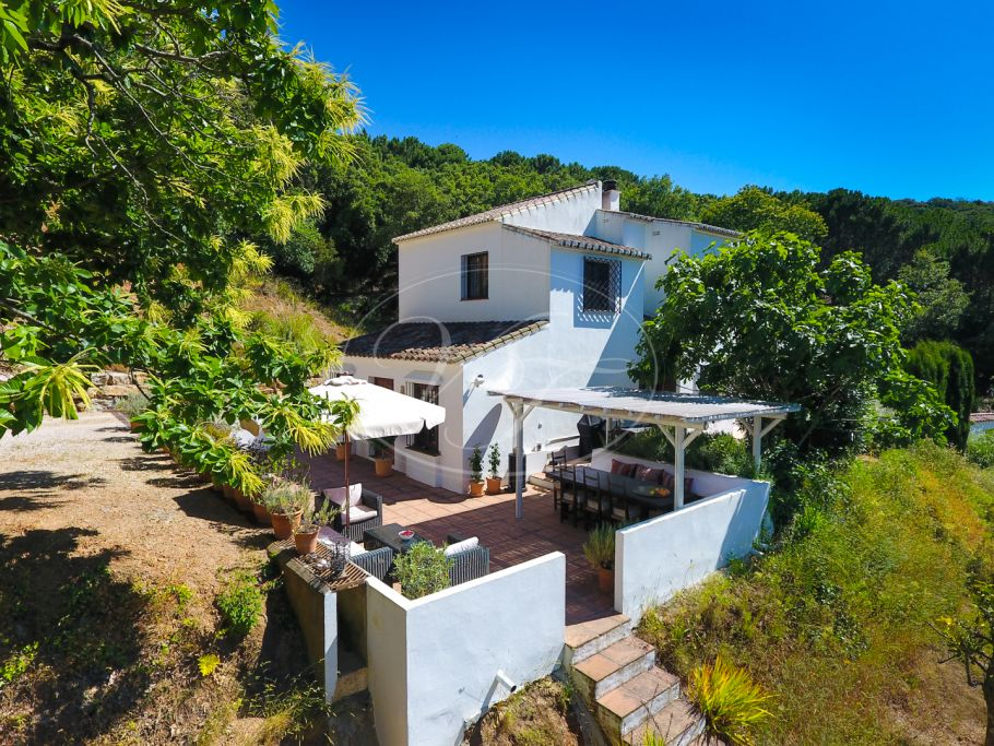 Lovely cottage in an excellent condition, Casares Montaña