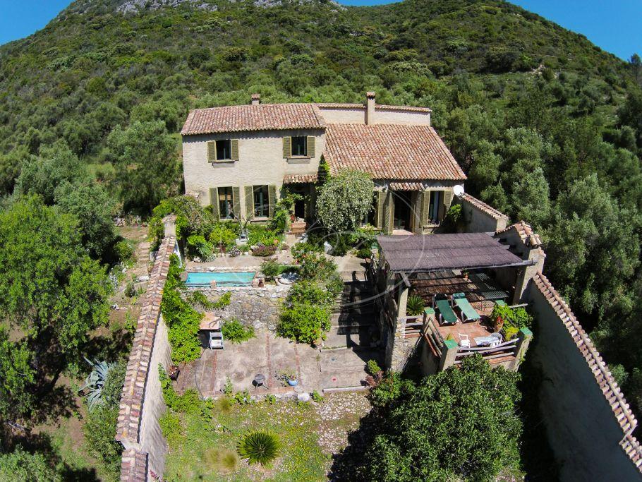 Charmant landhuis met olijven, El Bosque