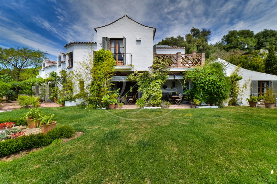 Luxury Country Villa with spectacular views, Gaucin