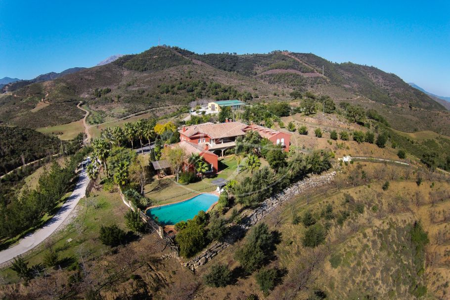 Large Shooting and equestrian Estate, Marbella