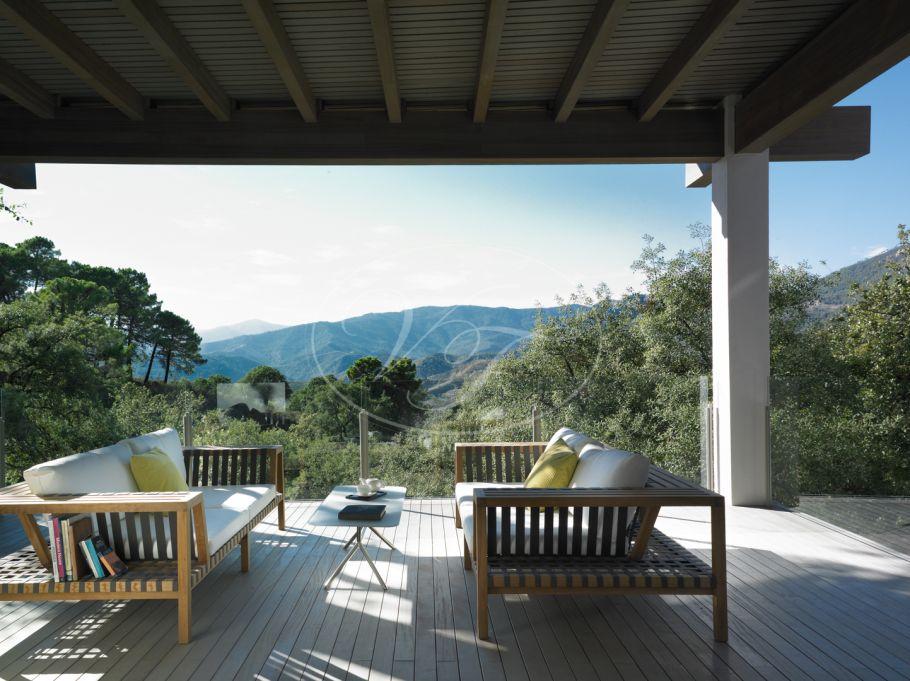 Luxuriöse, moderne Villa, La Zagaleta