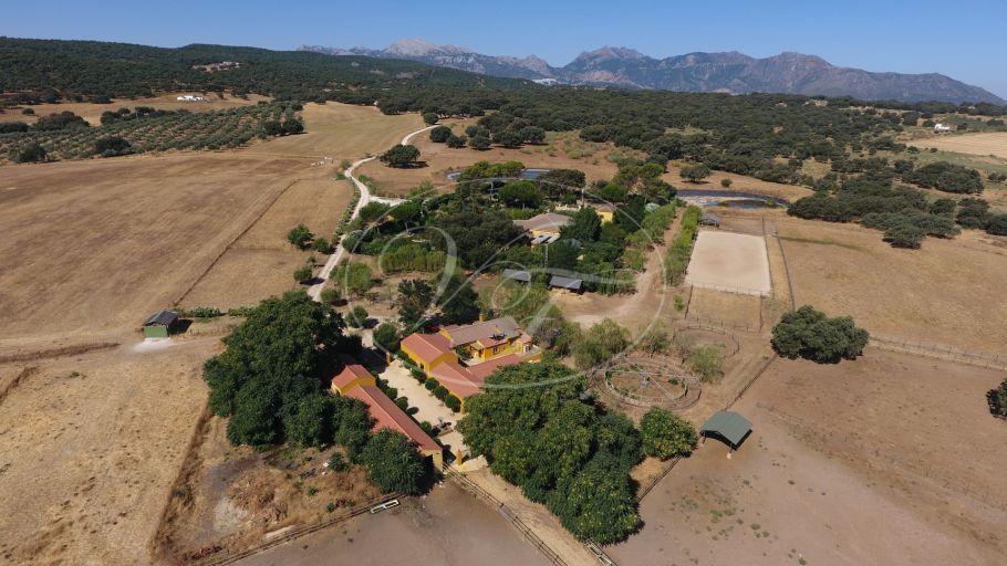 Cortijo mit Pferdestall, Ronda