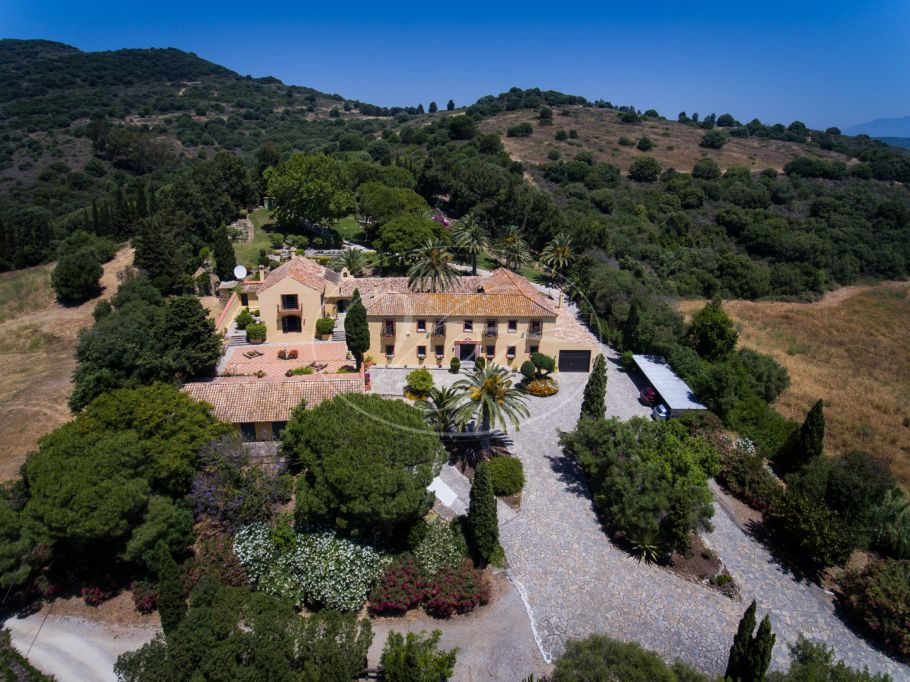 Magnificent Hacienda near the Polo fields, Sotogrande