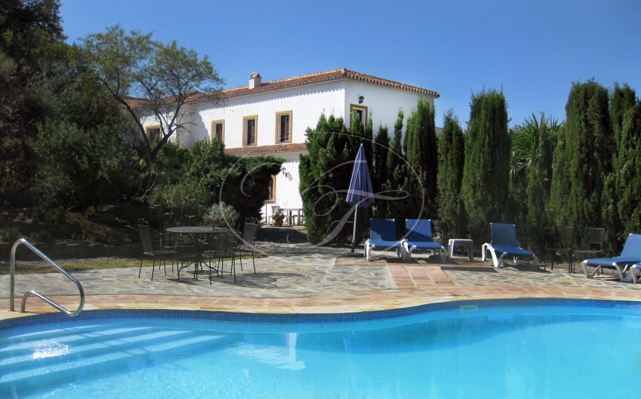 Rural Hotel with 9 bedrooms, Casarabonela