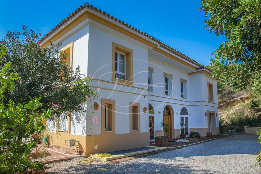 Exclusive Country House with stunning views, Gaucin