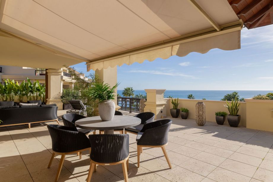 Luxury apartments in Marbella