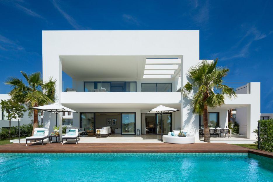 Brand New Villa in Nueva Andalucia