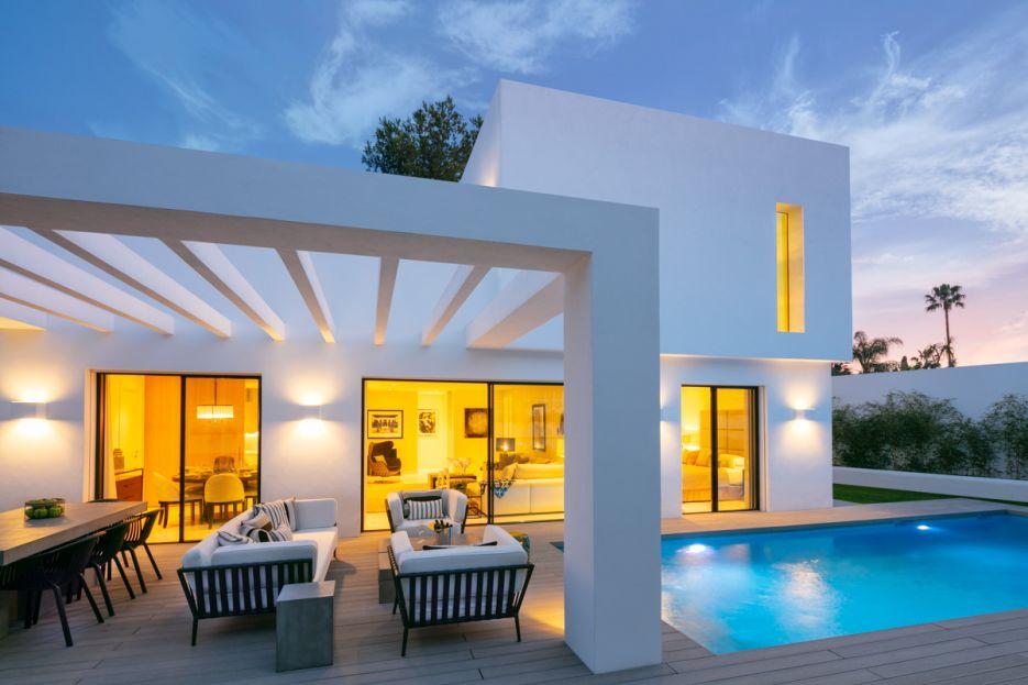 Guadalmina 725 - New contemporary villa in Guadalmina Alta