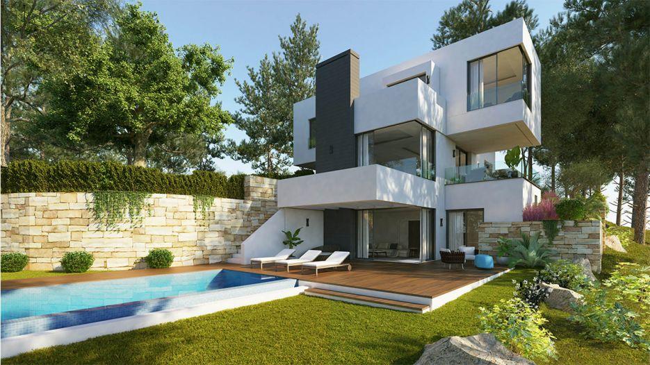 Modern Villa in Monte Mayor, Benahavis