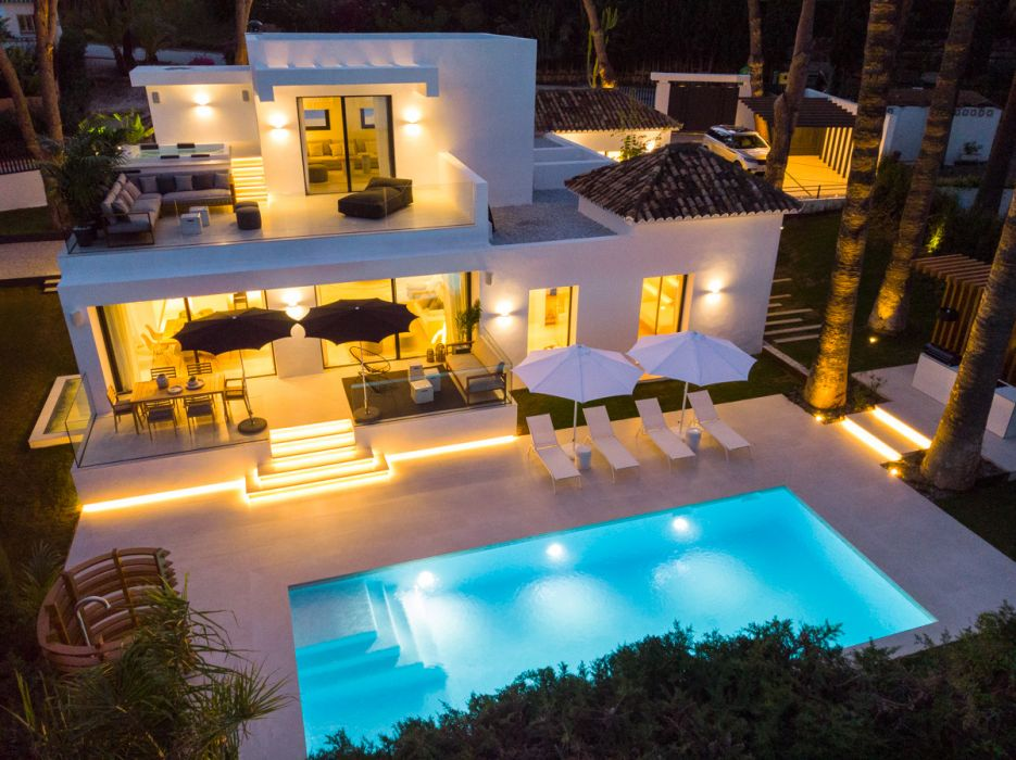 Villa Eskina - Completely renovated villa in Las Brisas