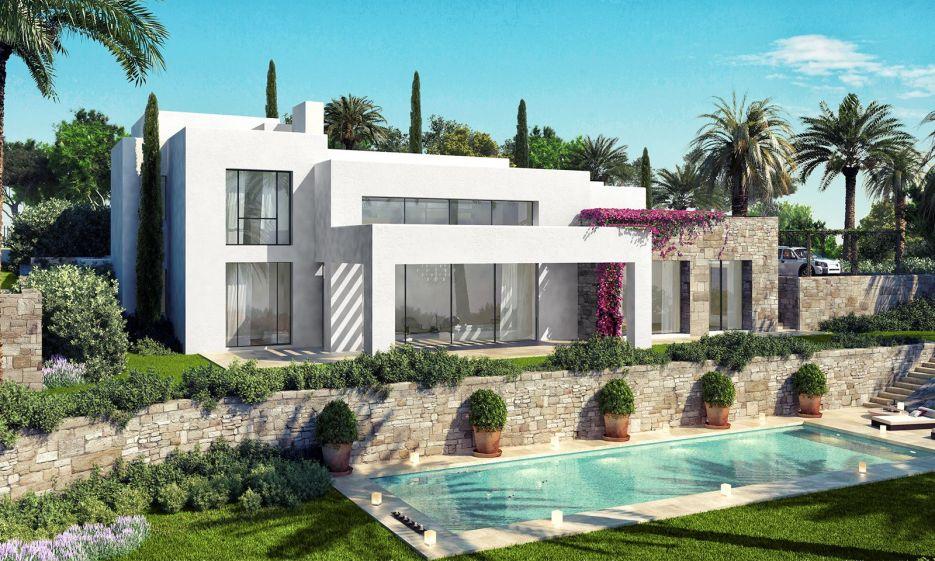 Luxury villas in Finca Cortesín, Casares
