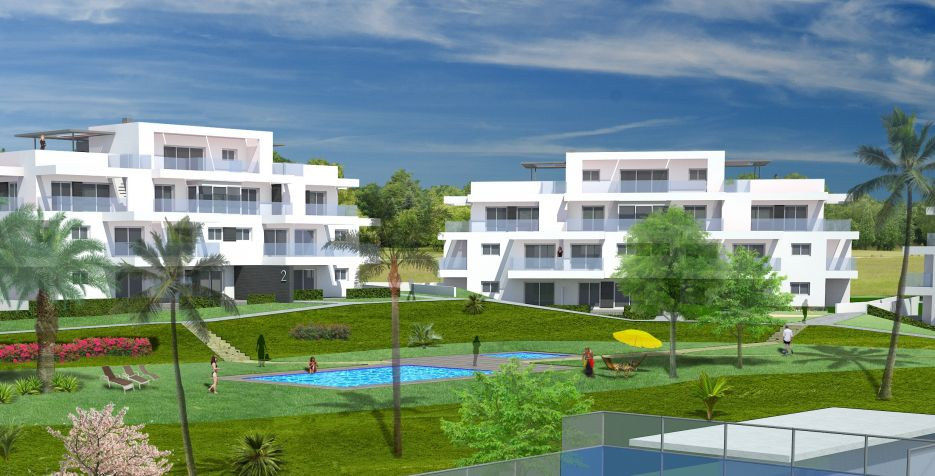 New Development for sale in Atalaya Golf, Benahavis