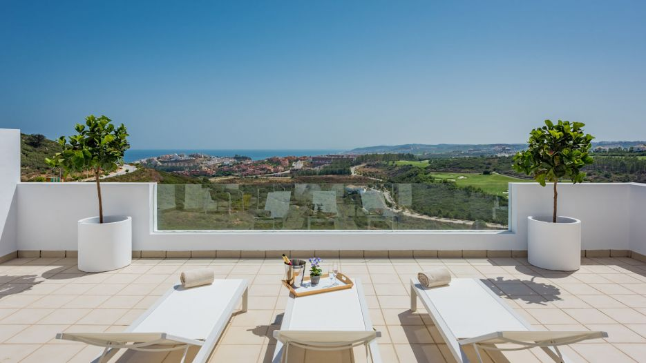New development for sale in Finca Cortesin