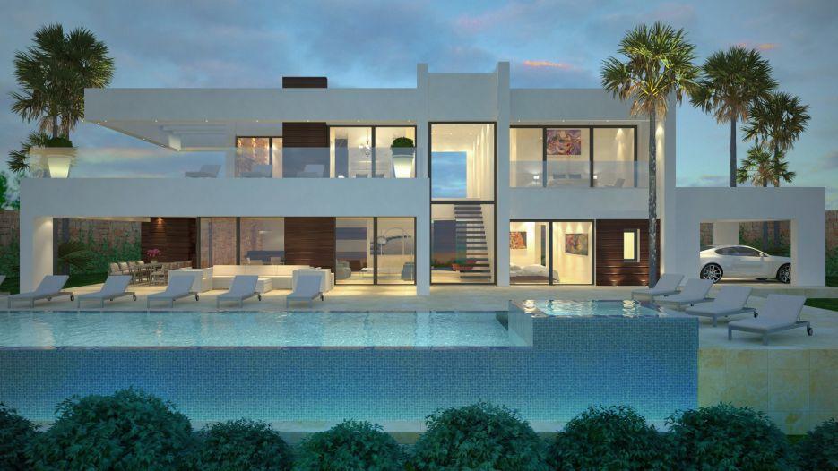 SOLD - Luxury Villa for sale in La Cerquilla, Nueva Andalucia