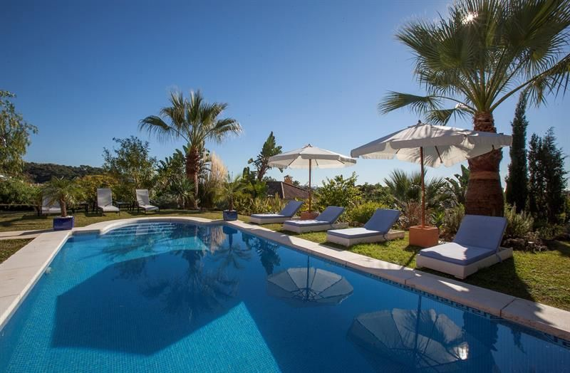Beautiful villa for Long Term Rental in the heart of Nueva Andalucia
