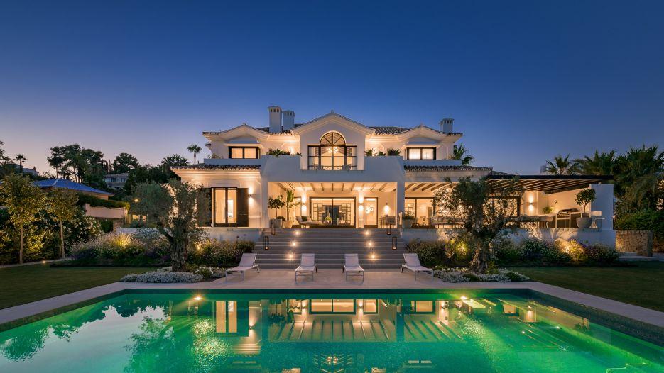 Elegant villa for sale in La Cerquilla