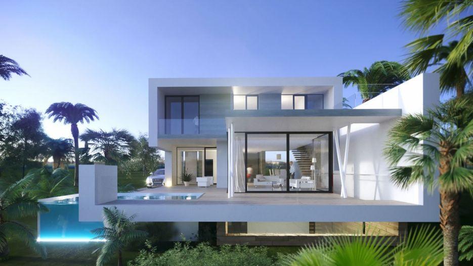New villas for sale in El Campanario Golf
